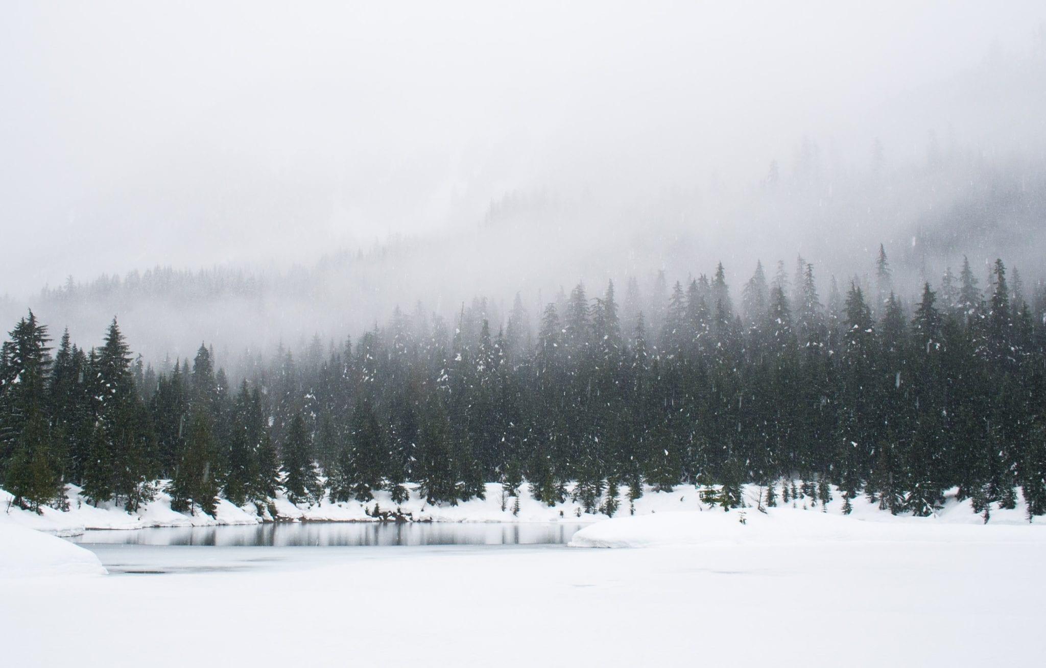 self-care during the polar vortex