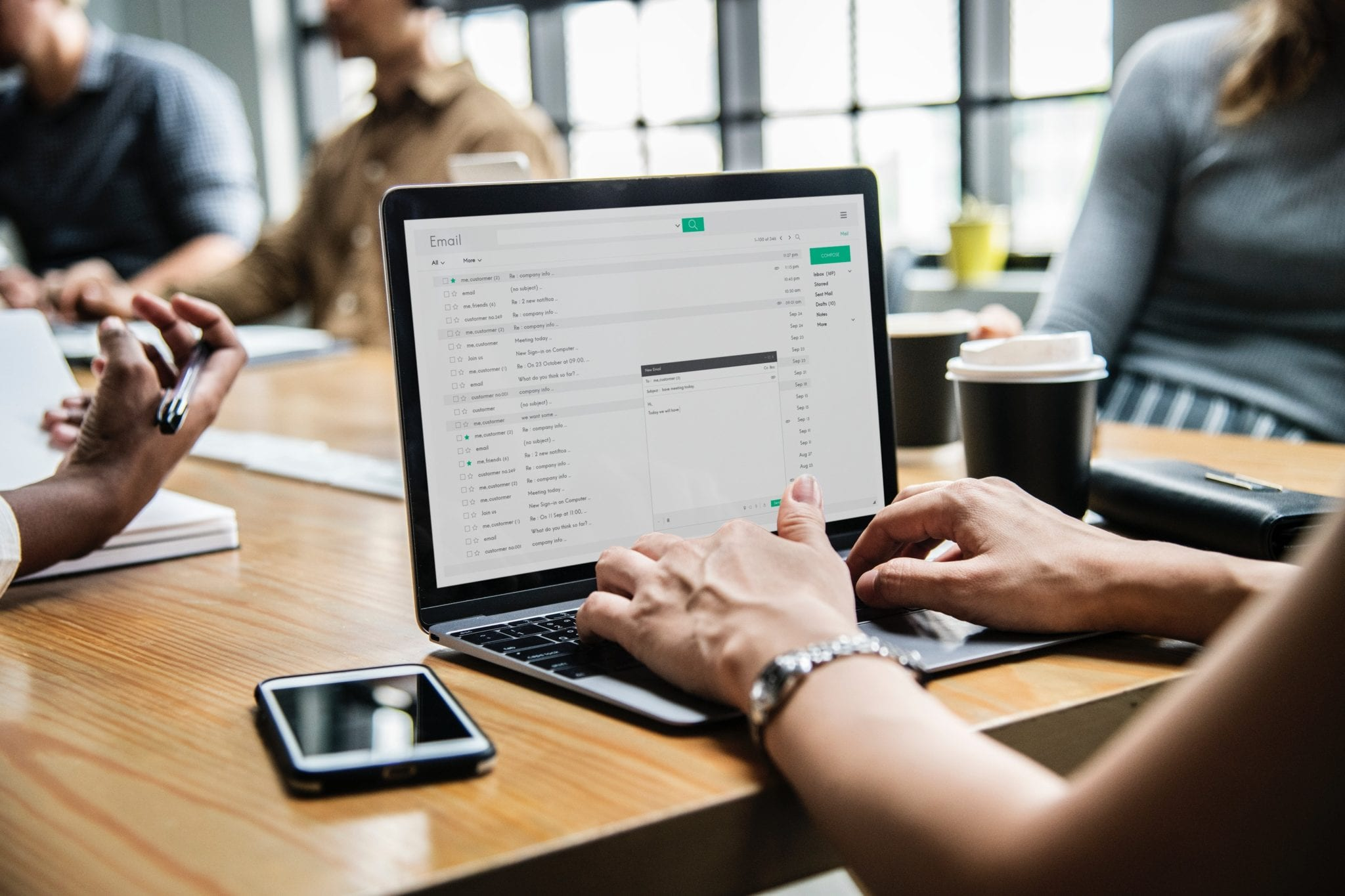 how to take control of your email