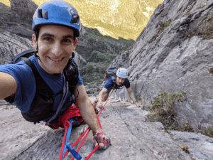 dan meer training for outdoor adventure