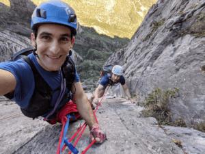 dan meer training for outdoor adventure