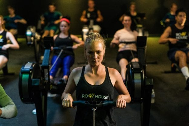 rowing best workout