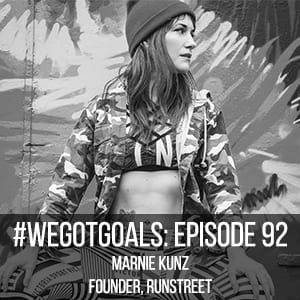 WeGotGoals podcast