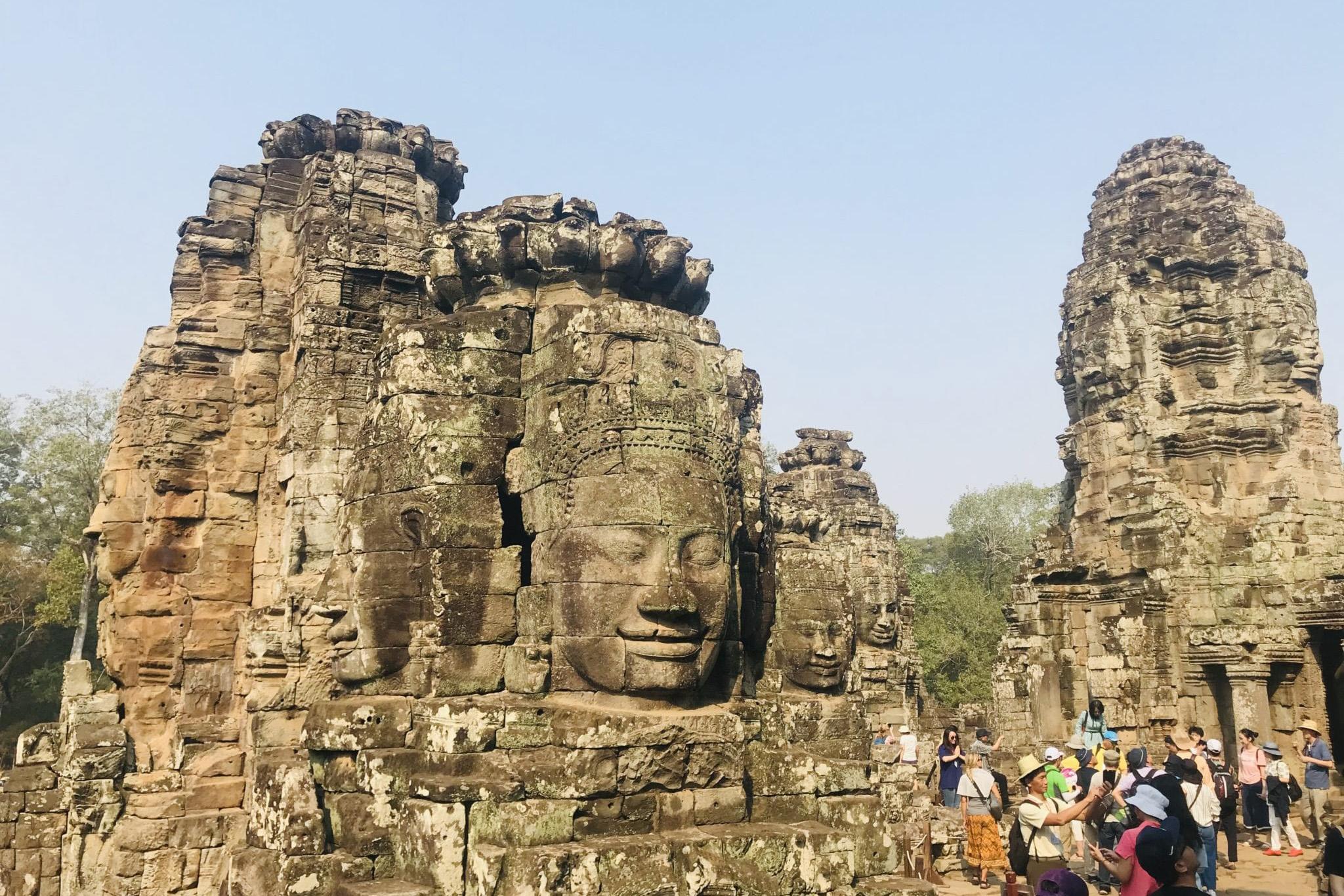 living asweatlife in cambodia