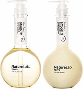 nature lab smooth shampoo