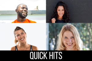 quick hits daily routine