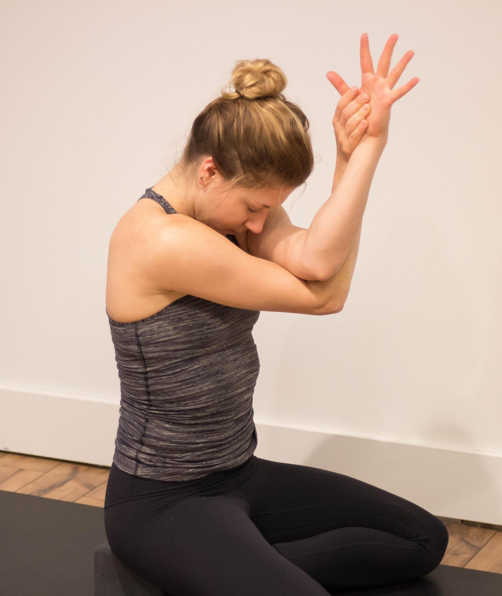 gratitude yoga flow maggie umberger