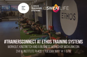 TrainersConnect at Ethos Training System