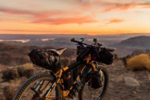 solo bike trip