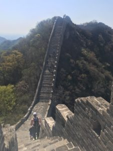 great wall of china race