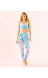 LILLY PULITZER HIGH RISE WEEKENDER MIDI LEGGING (2)