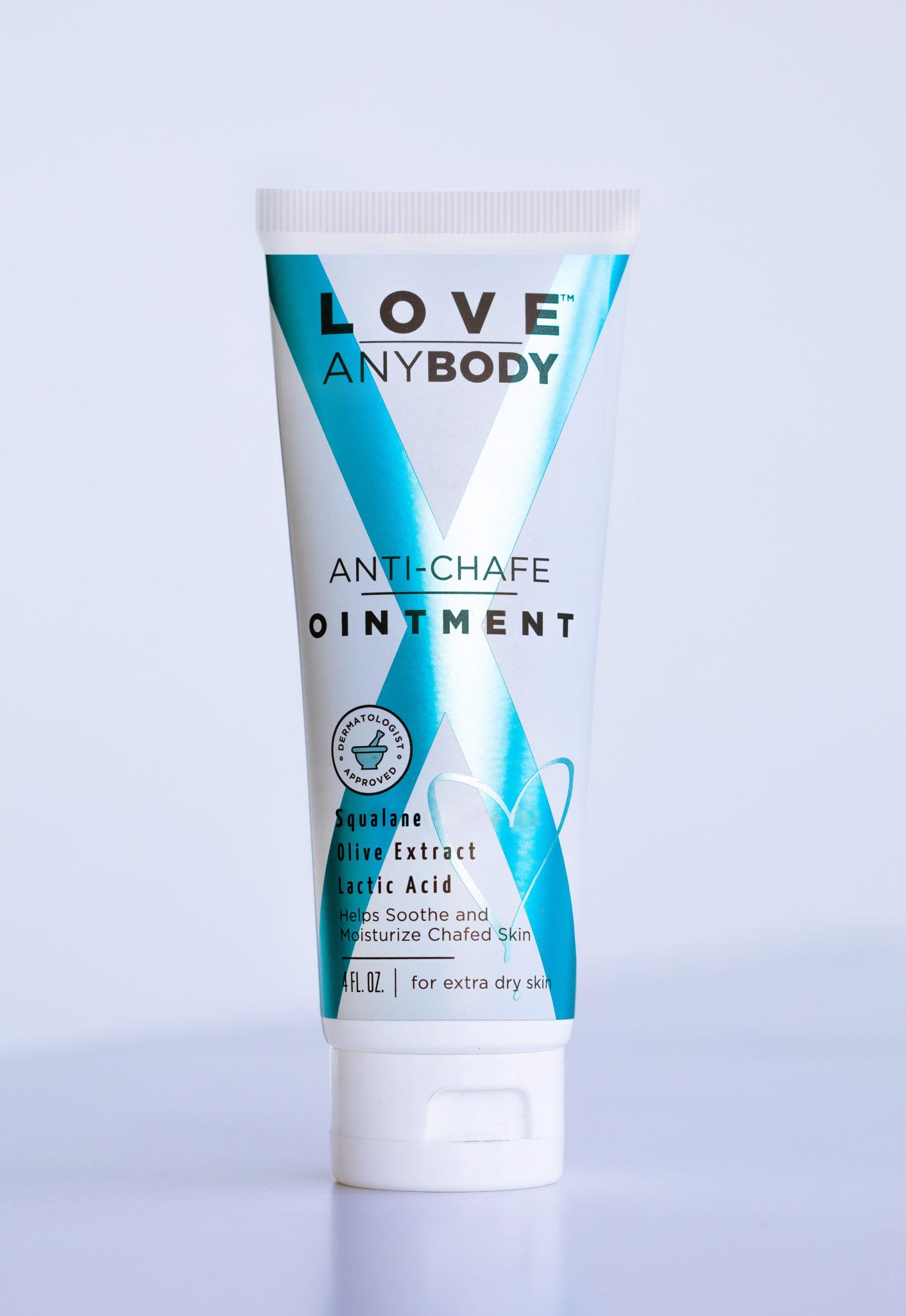 Love AnyBody Anti-Chafe Ointment multitasking beauty