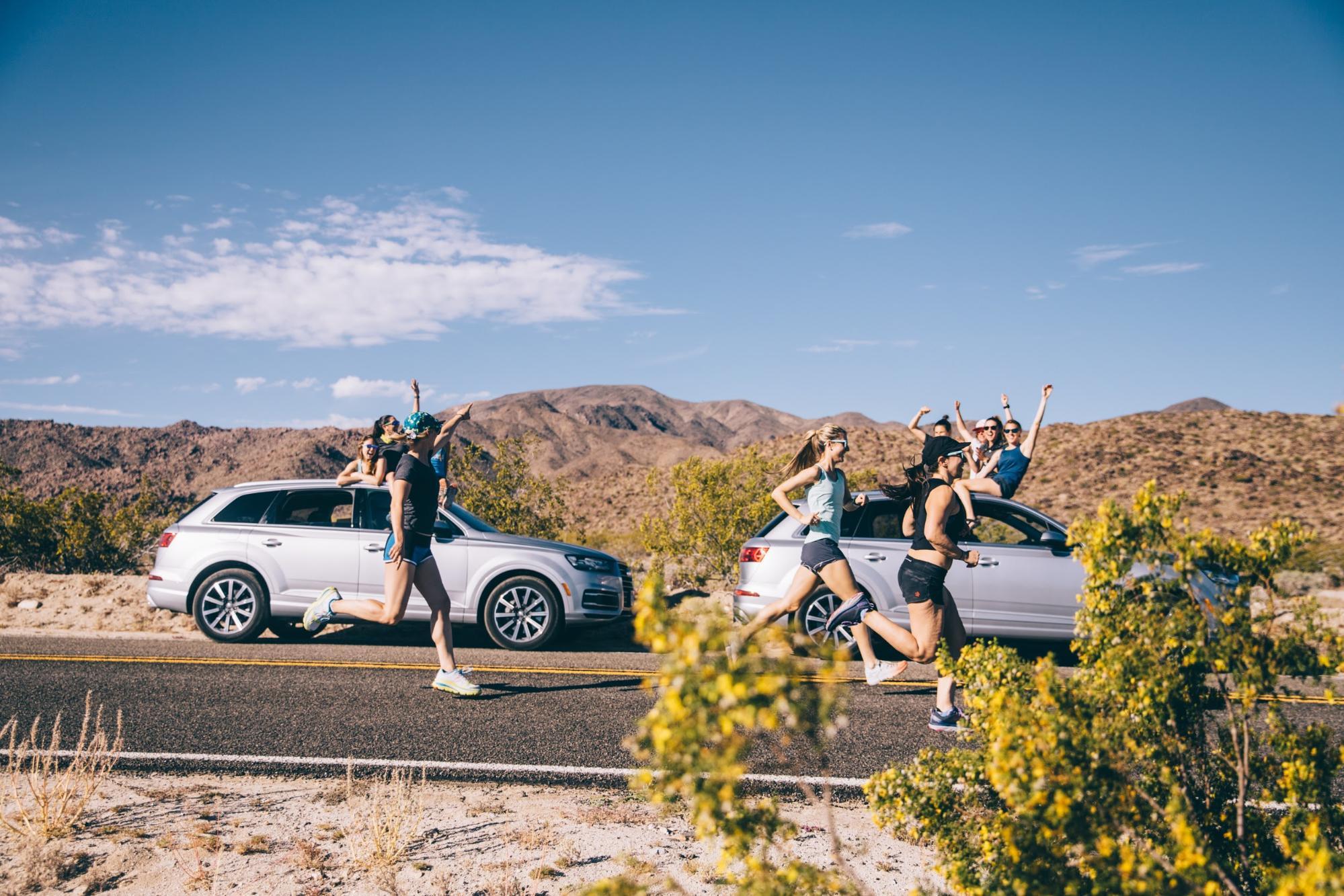 running adventure