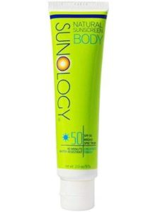 sunology nontoxic sunscreen