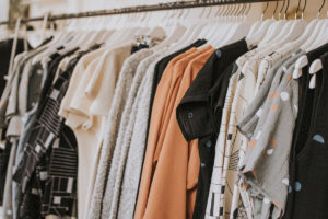 may breakfast and learn clothing swap personal style