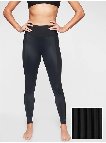 athleta rib paddle tight