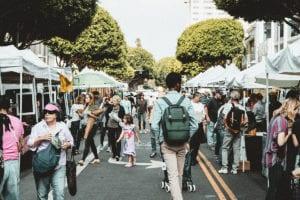 Tips for shopping summer farmers market
