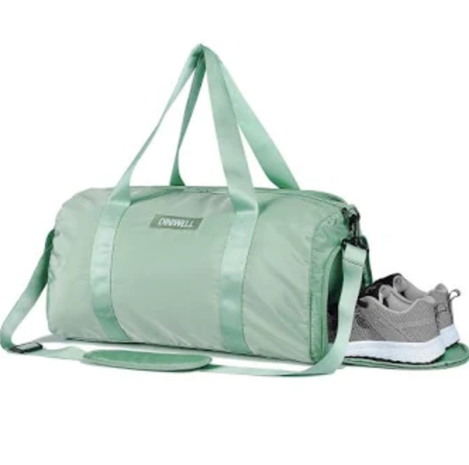 wandf duffel gym bag
