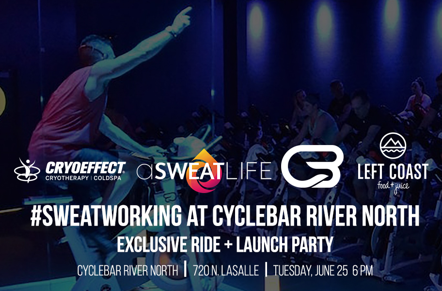 cycle bar launch studio opening