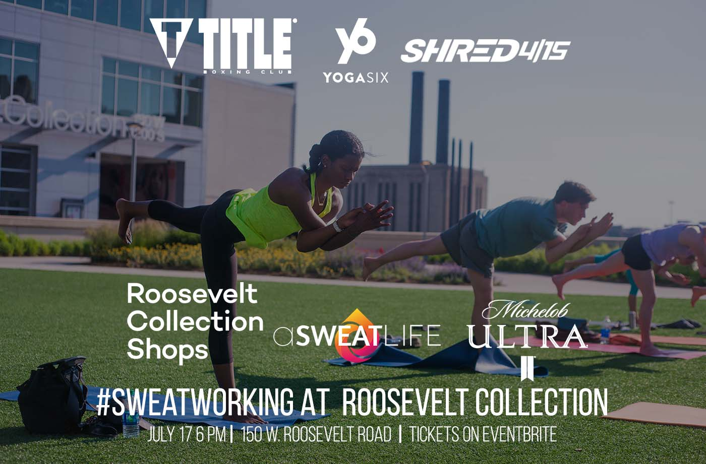 roosevelt collection sweatworking