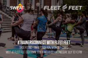 #TrainersConnect with Fleet Feet
