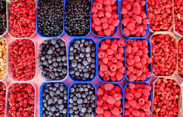 fight sweet cravings with seasonal summer fruit
