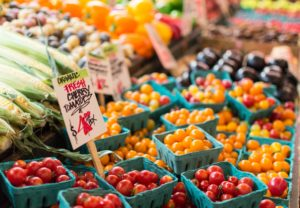 eating fresh by changing how you grocery shop
