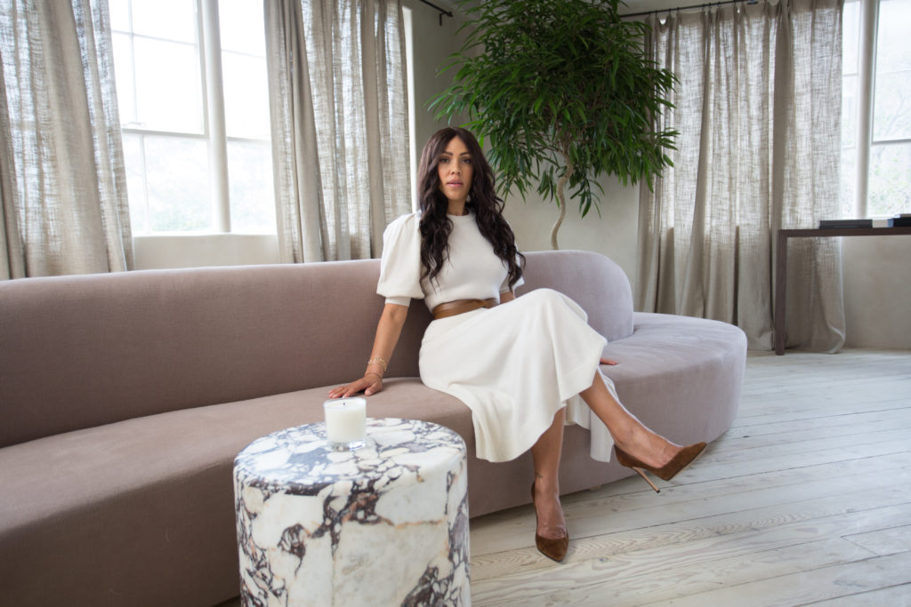 Shani Darden celebrity esthetician
