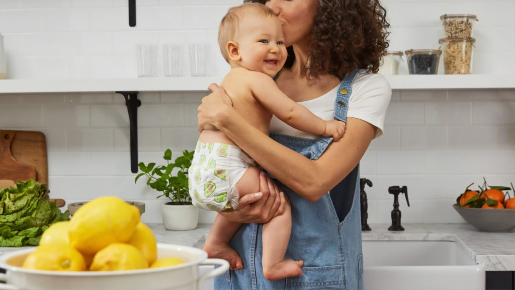 Eight Ways to Work Out with Your Baby