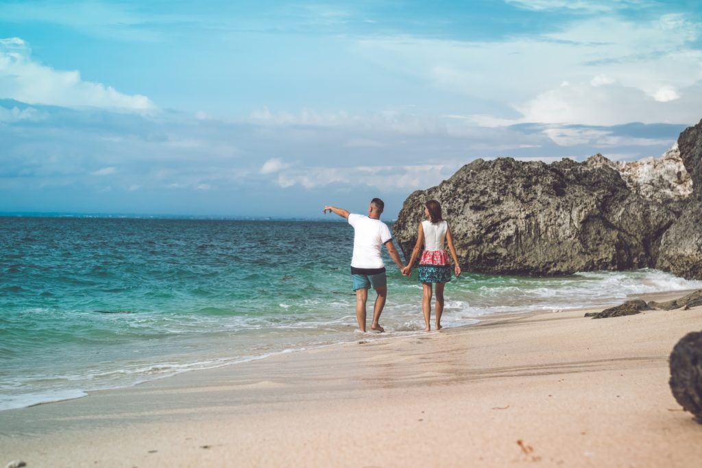 tips for your first vacation as a couple