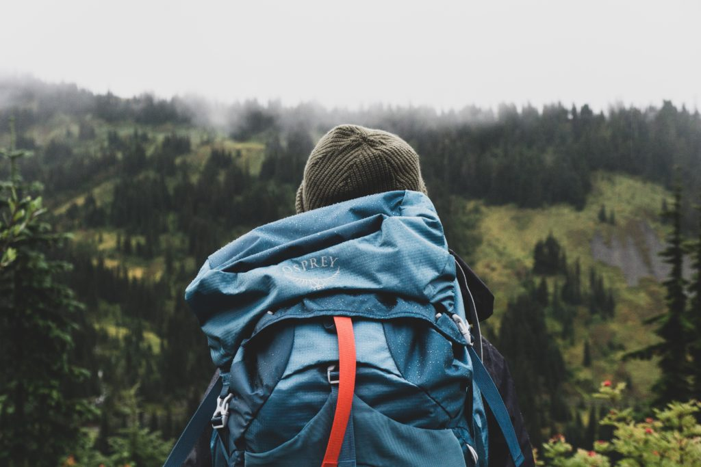 backpacking and minimalism