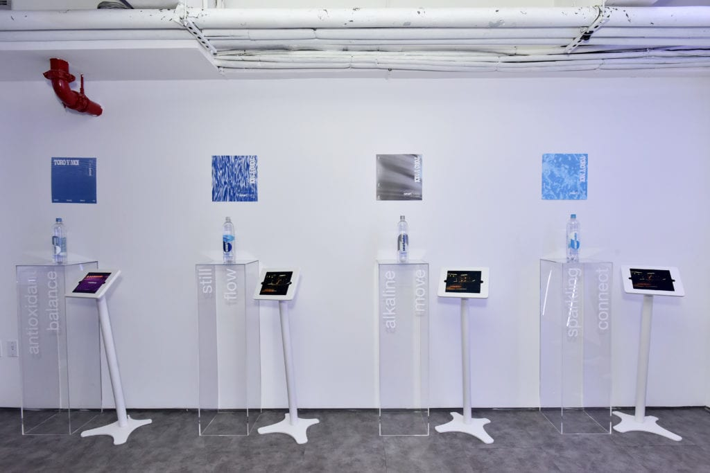 smartbeats by smartwater album release