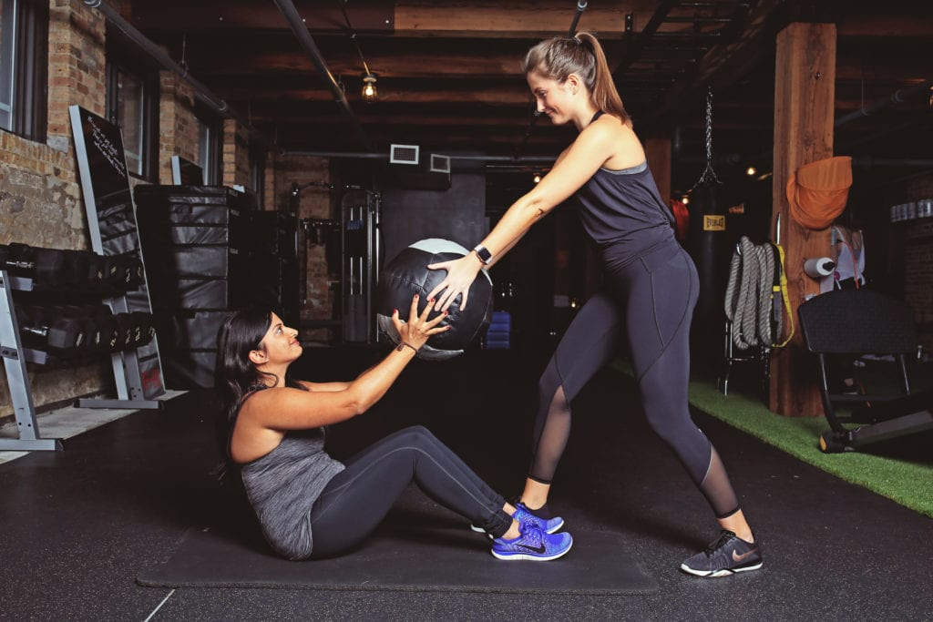 eight apps for personal trainers