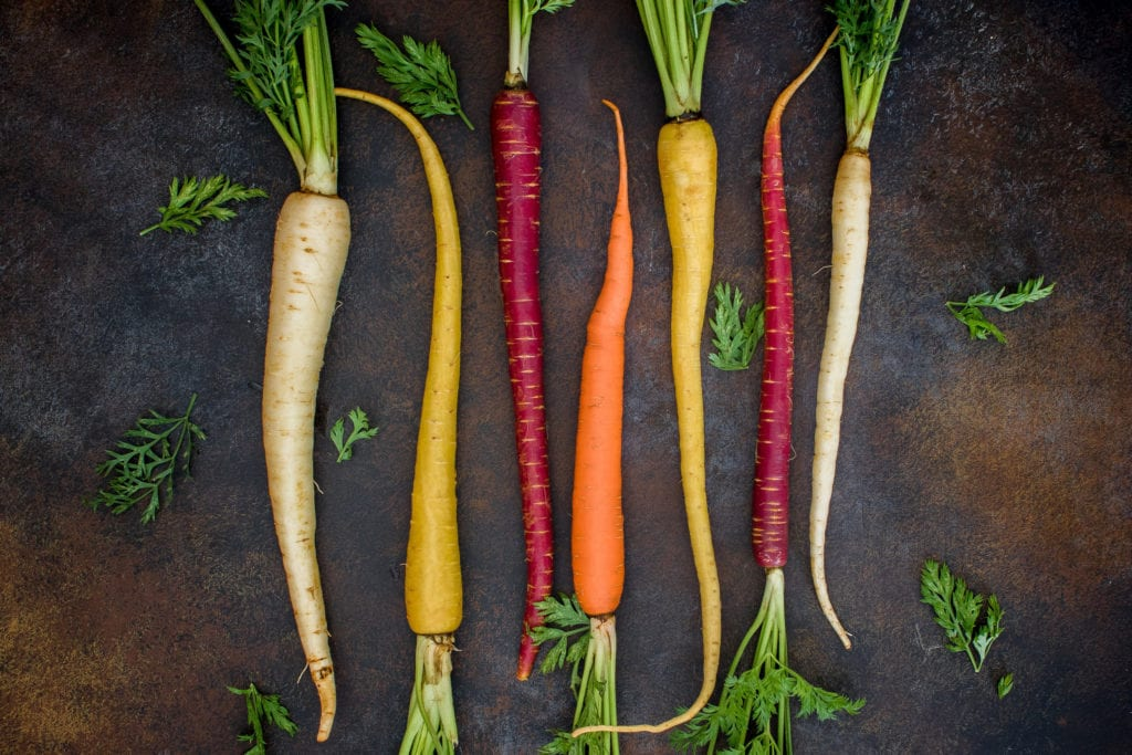 fall foods to help ground you