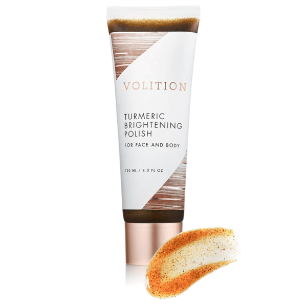 Volition Beauty Tumeric Brightening Polish