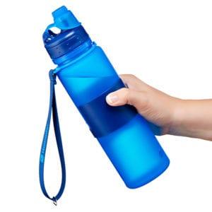 nomader reusable water bottle