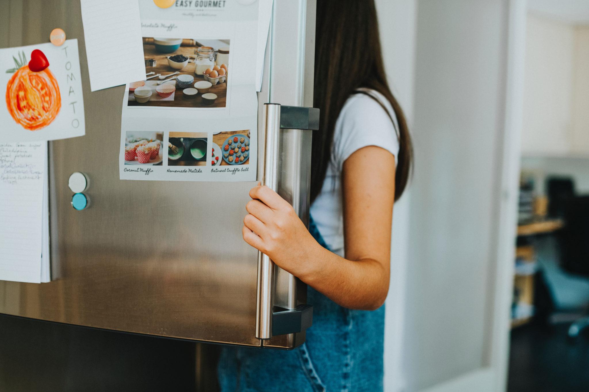 how to keep produce fresh in fridge