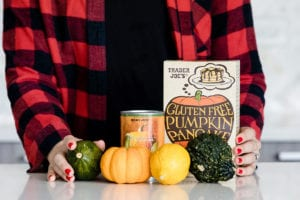 trader joe's pumpkin products