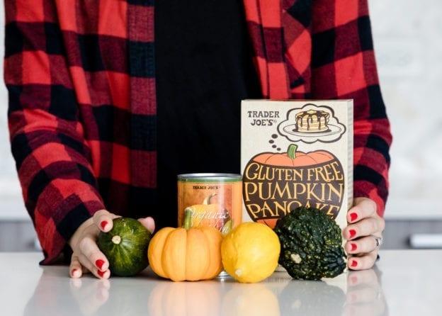 best trader joe's pumpkin flavored products