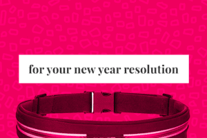 gift guide new year's resolution
