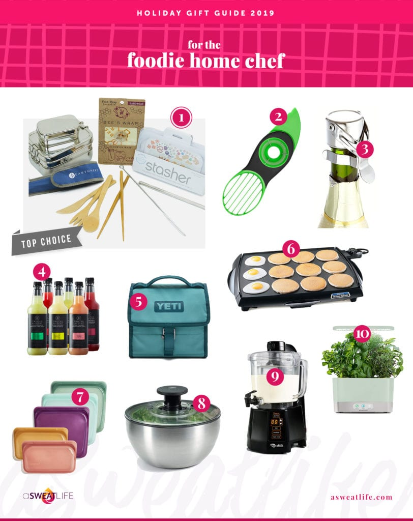 gift guide for the foodie home chef
