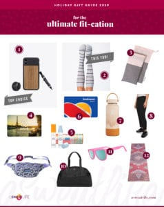 fit-cation fitness vacation gift guide