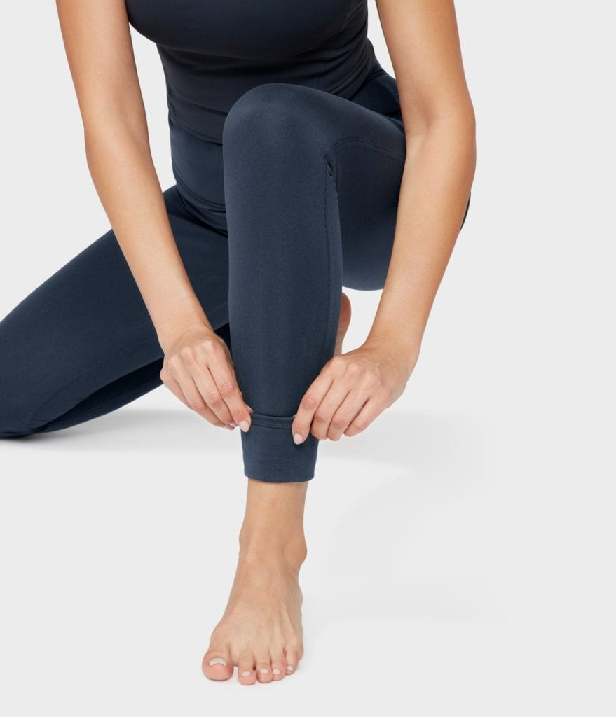 manduka cuff leggings