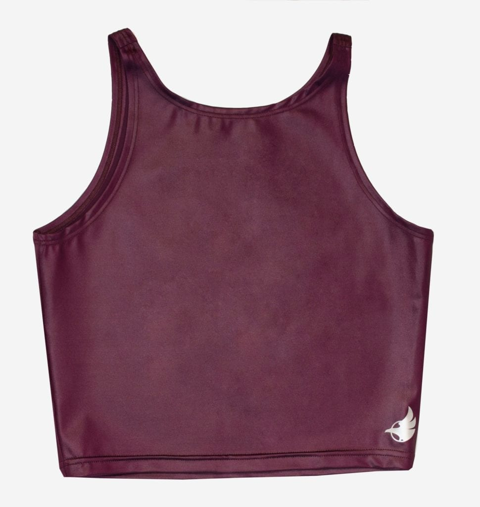 werkshop crop top