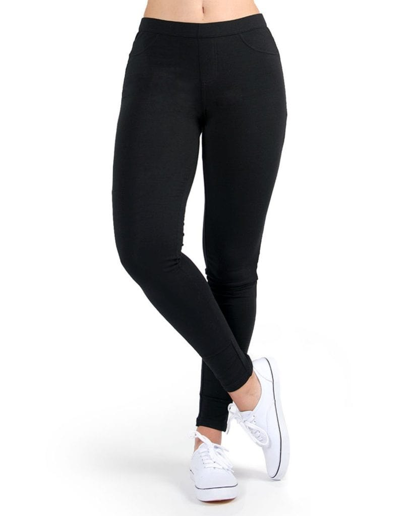 terry yoga pants memoi