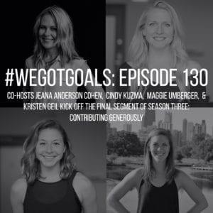 WeGotGoals podcast