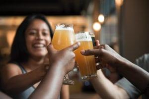 alcohol as social crutch