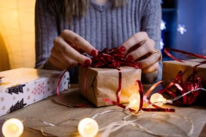how to give gifts sustainably this year