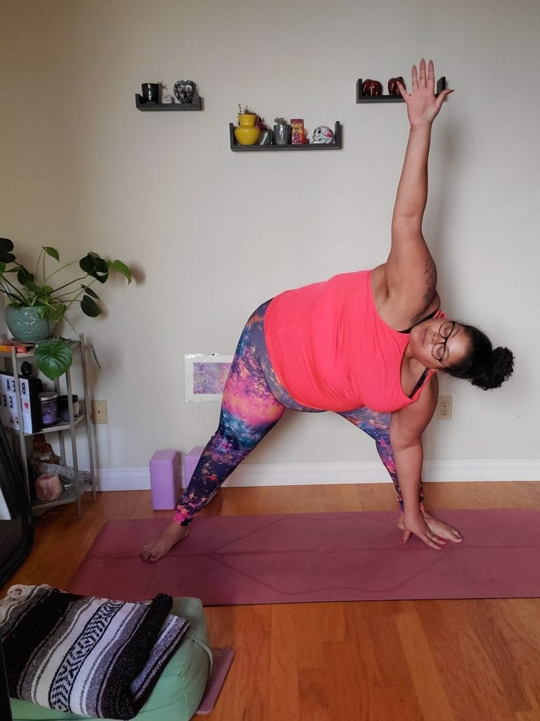jessica rihal body positive yoga