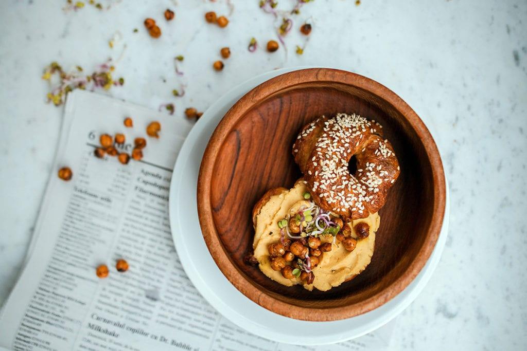 sweet and savory tahini recipes