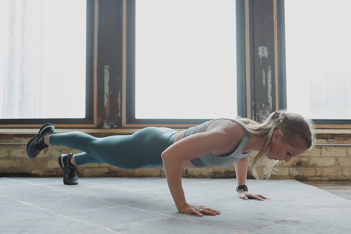 The Ultimate Conference Call Workout: Core